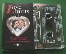 Love Hurts Original Music BBC TV Series Alan Hawkshaw Cassette Tape - TESTED