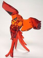 RED PARROTS 2015 PARADISE BIRDS SWAROVSKI CRYSTAL   #5136809