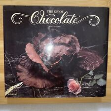 THE JOY OF CHOCOLATE HARDCOVER BOOK BY JUDITH OLNEY 1982