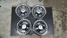 "1998 99 2000 2001 2002 Set of 4 Crown Victoria 16"" Hubcaps Wheel Covers 7014"