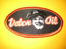 86x Velox Oil - Patch - Aufnäher - Rockabilly - US-Car - Hot Rod