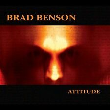 BRAD BENSON - ATTITUDE NEW CD
