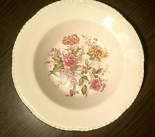 Antique Hand Painted Cunningham & Picket Bowl