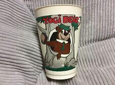 1976 Yogi Bear 7-Eleven plastic cup