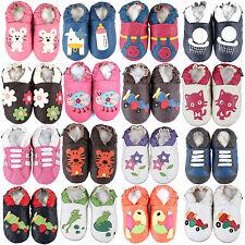 Shoeszoo chaussures de bébé en cuir chaussures de marche bébé / enfant en bas