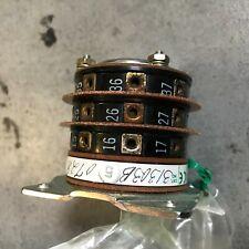 Electroswitch Rotary Switch - 31303B