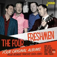 Four Freshmen - 4 Original Albums 2 CD