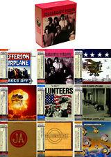 "Jefferson AIRPLANE ""surrealistic Pillow"" JAPAN MINI LP 9 CD BOX"