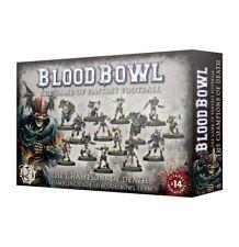 Champions Of Death Blood Bowl Team Games Workshop Brand New