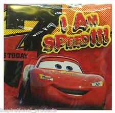 Disney Pixar Cars HAPPY 3rd BIRTHDAY I Am 3 Today Handcraftted 3D Greeting Card
