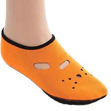 Men Women Skin Water Aqua Shoes Socks Yoga Beach Swim Slip On Surf Sandals New