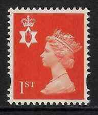 N Ireland. 2000. NI88. 1st class brt orange-red. Fine unmounted mint.