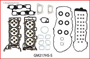 13-13 Chevrolet Chevy 3.6L V6 Naturally Aspirated Head Gasket Set