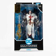 DC Multiverse Azrael White Templar Suit of Sorrows Gold Label - McFarlane Toys