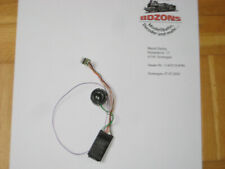 HINSCHAUEN! ESU Loksound V 3.5  Decoder, 6-pol Stecker