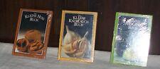 6 kleine Bücher wissenswertes + Rezepte, NEU!