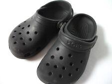 Orig.Crocs   - leichte Clogs mit Fußbett Gr. 30/31(13) fast neu