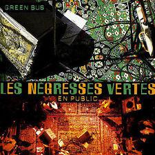 Green Bus-En Public, LES NEGRESSES VERTES, Good Import