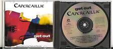 Capercaillie - Get Out CD 1999 Survival Austrian pressing 8 trx live / remixes