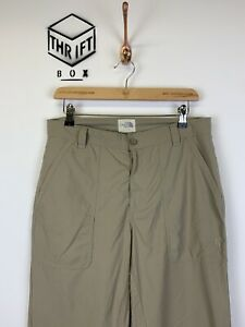 THE NORTH FACE, Mens Size L, Cream, Wlaking Trousers - Detatcable Legs,*VGC*