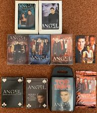 Angel Season 1-5 Trading Cards / Top Trumps / Playing Cards / Soundtrack
