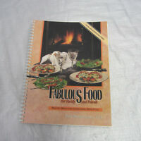 Fabulous Food For Family And Friends by Cheryl Thomas Caviness - 1990 - Spiral