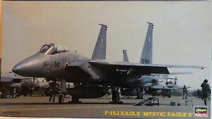 Hasegawa 1:72 F-15J Eagle Mystic eagle II Model Kit 2290