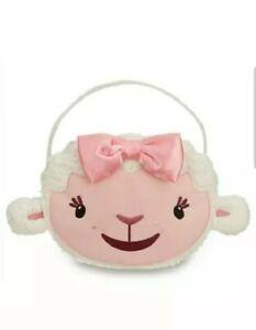 [Disney] Lambie Trick or Treat Bag - Doc McStuffin