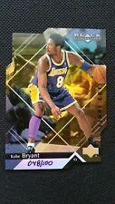KOBE BRYANT 1999-00 UD BLACK DIAMOND FINAL CUT DIE-CUT GOLD PARALLEL #48/100! SP