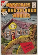 Mysteries Of Unexplored Worlds #26 VG- 3.5 Charlton 1961!