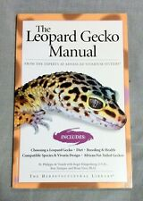 BRAND NEW THE LEOPARD GECKO MANUAL FROM THE EXPERTS AT ADVANCED VIVARIUM SYSTEMS