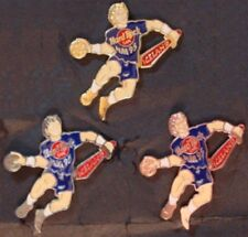 Hard Rock Cafe REYKJAVIK 1995 World Champ HANDBALL PINS - HRC Catalog #7826-7828