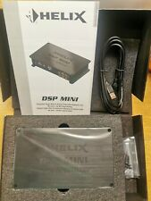 New listing Helix Dsp Mini Digital Signal Processor High-Res *Made Germany* 4In 6 Outputs