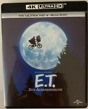 E.T. L'Extra-Terrestre – BLU-RAY 4K – VF – SPIELBERG
