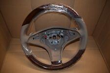 Mercedes CLS W219 r230 w171 AMG SL Holzlenkrad Holz Lenkrad steering wheel
