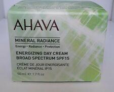 Ahava Mineral Radiance Energizing Day Cream SPF 15  1.7 oz