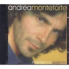 ANDREA MONTEFORTE - Inventiamoci qualcosa - CD 1998 USATO OTTIME CONDIZIONI