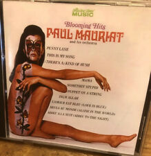 CD Blooming Hits Paul Mauriat and his Orchestra Cult Classic Easy Listening Mood