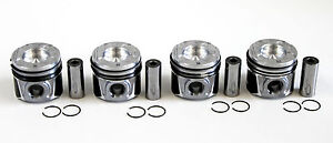 Lancia Musa & Ypsilon 1.3 JTD & Multijet D 16v Set of 4 Oversize 0.40mm pistons