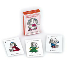 Jacques Happy Families Card Game Brand New