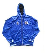 New Enyce Hoodie Royal Blue Size 4XL Zip with 3 Pockets