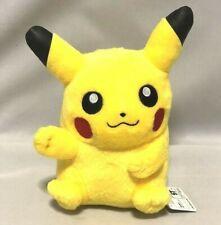 New PIKACHU Pokemon plush BANPRESTO 2009 Japan stuffed official doll soft toy