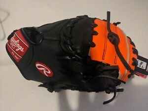"Rawlings Black Leather Catchers Mitt 33"" PCM30T"