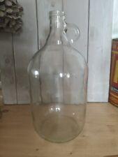 Bonbonne en verre vintage 300 cl