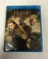 The Hobbit Desolation Of Smaug Blu-Ray DVD w/ Exclusive LEGO Shorts + Cover NEW
