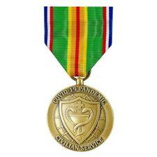 Full Size Medal Phs Civilian Service Medal Corona Pandemic