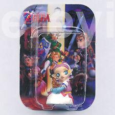 LEGEND OF ZELDA OCARINA TIME YOUNG PRINCESS ZELDA MINI TOMY FIGURE Nintendo Rare