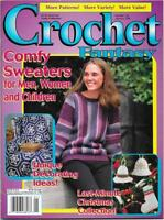 Crochet Fantasy Magazine January 1999 Issue 128 With All Patterns