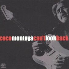 Coco Montoya - Cant Look Back [CD]