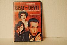 Beat The Devil DVD Humphrey Bogart Directed by John Huston New Factory Sealed